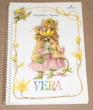 "1996 Hallmark / Marjolein Bastin ""Vera the Mouse"" Appointment Planning Calendar"