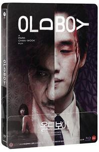 Oldboy (2016, Blu-ray) 1/4 Slip Steelbook Limited Edition (Plain Archive #30)