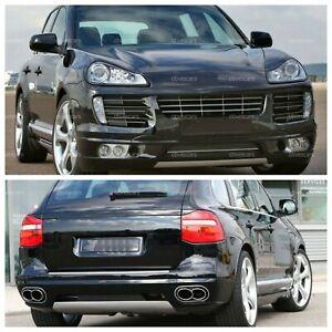 Porsche cayenne 957 2007 2008 2009 2010 body kit Tch-Style frp