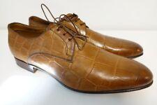 SANTONI Schuhe Herrenschuhe Businessschuhe - GR. 10 (44) - NEU/ORIGINAL