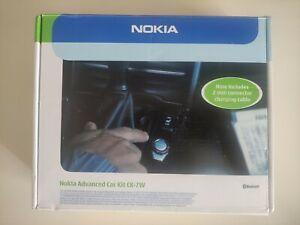 Nokia Advanced Car Kit CK-7W Bluetooth car kit