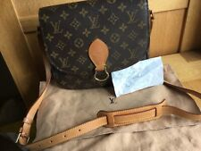 Louis Vuitton Saint Cloud bag vintage