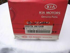 Kia Sportage multifunction indicator/wiper switch & clock ring OKO7N66120B New