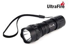 New UltraFire WF-501A Cree XM-L U2 1000 Lumens EDC LED Flashlight