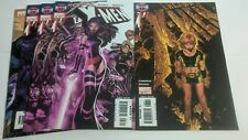 UNCANNY X-MEN #466 #467(2) #468 #469 END OF GREYS 1st Shi'ar Death Commandos