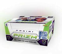 2020-21 Panini Prizm English Premier League Soccer FOTL Hobby Box--EPL