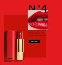 CHANEL Rouge Allure Lipstick No.4 Limited Edition Authentic