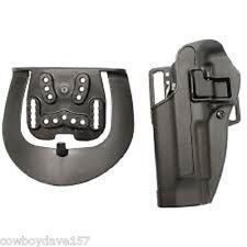 BlackHawk CQC Serpa Holster Beretta 92 96 M9 410504BK-L Left Handed