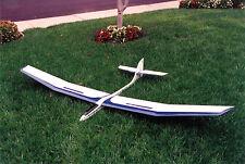 SAGITTA 900 Sailplane, Glider, 99 in WS RC AIrplane Printed Plans