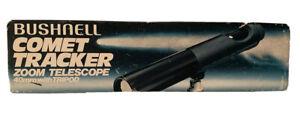 Bushnell Sportview Telescope Comet Tracker With Tripod