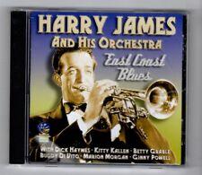 (IA290) Harry James & His Orchestra, East Coast Blues - 2017 CD