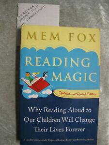 Reading Magic - Mem Fox OzSellerFasterPost!