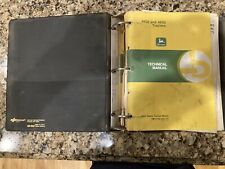 John Deere 4000, 4430,4630 & 720 Tractor Technical Service Shop Repair Manuals