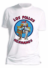 BREAKING BAD - LOS POLLOS HERMANOS T-SHIRT (XL) (BRAND NEW WITH TAG)(2)