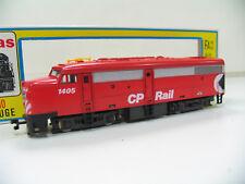 ATLAS HO Gauge US Élancé CP Rail fp557