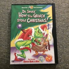 New ListingHow The Grinch Stole Christmas $6 Dvd / Blu-ray Buy 2 Get 1 Free *Please Read*
