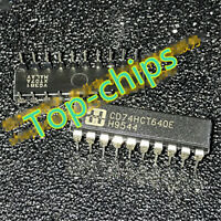1pcs RCA CD74HCT640E 20-Pin Dip Integrated Circuit 74HCT640 New Lot Quantity-3