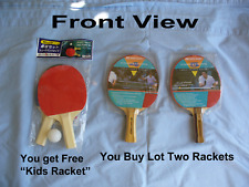 Harvard Competition 4 and 5  Table Tennis Racket ( Brand new  /  pristine cond )