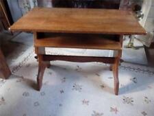 Handmade Oak Console Tables