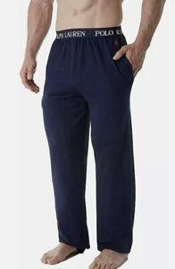 Polo Ralph Lauren Supreme Comfort Loungewear Pants Navy Size 4XL Men's NWT