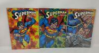 Superman Doomsday Hunter/Prey 1 2 3 DC Graphic Novel Comic Set Series VF/NM (94)