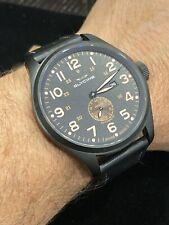 Glycine Automatic KMU Men's Pilot Watch sapphire crystal 48mm big dial