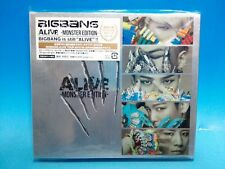 CD BIGBANG JAPAN Album ALIVE Monster Edition First Press Limited