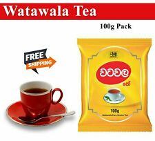 Ceylon Tea Watawala pure Tea from Sri Lanka High quality black tea packs BOPF