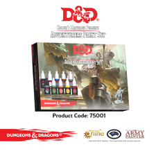 The Army Painter BNIB D&D: Nolzur's Marvelous Pigments - Adventurers Paint Set