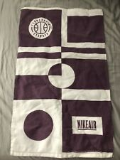 New Nike Pigalle Towel Promo Purple White