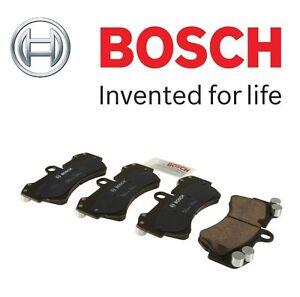 03-10 For Porsche Cayenne Touareg Front Brake Pad Set Bosch OEM QuietCast BP1007