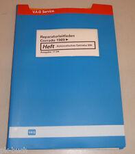 Workshop Manual VW Corrado 53i Automatic Transmission 096 Stand 11/1994