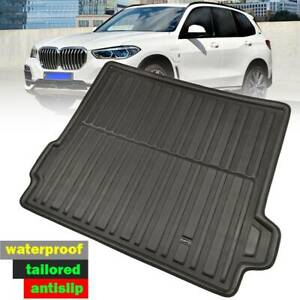 For Bmw X5 G05 2018-2020 Tailored Dog Pad Boot Liner Cargo Tray Trunk Floor Mat