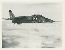RAF SEPECAT Jaguar Large Original Photo, BZ680