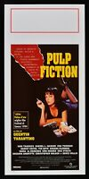 Cartel Pulpa Ficción Quentin Tarantino Thurman Travolta Keitel Stoltz Cine N39