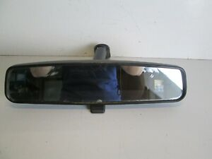01-07 CHRYSLER TOWN & COUNTRY REAR VIEW MIRROR WINDSHIELD GLASS MANUAL DIM OEM
