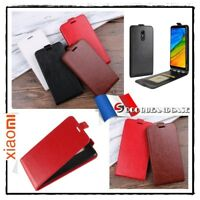 Etui coque Housse Flip Cuir Pu Premium Leather case Cover XIAOMI (All models)