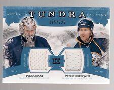 2011-12 UD Artifacts Hockey Tundra Tandems #TT2-RH #175/225 Rinne Hornqvist