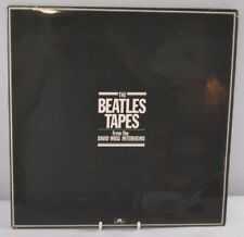 The Beatles Tapes Vinyl LP Fron The David Wigg Interviews Near Mint
