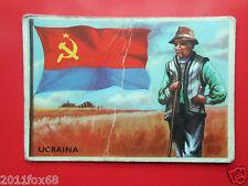 figurines cromos cards figurine sidam gli stati del mondo 66 ucraina bandiere id