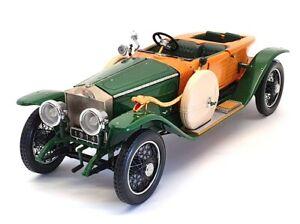 Franklin Mint 1/24 Scale FM28521U - 1914 Rolls Royce Boat-Tail - Green