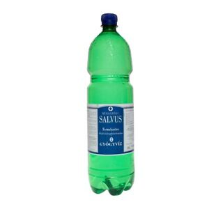 Salvus mineral water for heartburn respiratory, gastrointestinal complaints 1.5l