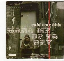 (EZ425) Cold War Kids, Hang Me Up To Dry - 2007 DJ CD