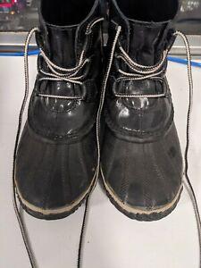Womens sorel Snow/Rain boots size 10