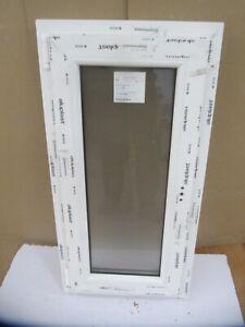 ECO-BLU (V33M) PVC-Fenster, 500 x 1000 mm, links, 1 h, Weiß, I04955