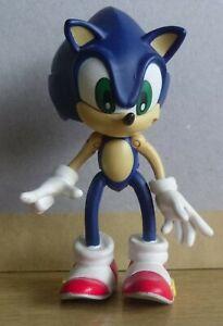 "ReSaurus Sonic The Hedgehog  4"" Action Figure 1999 Sega"