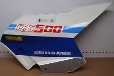 1986 SUZUKI RG500 RIGHT SIDE COVER FAIRING COWL 47110-20A00 (STPU47)