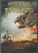 Wrath of the Titans (DVD, 2012, Canadian Bilingual)