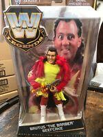 WWE Legends Custom Figure - Brutus The Barber Beefcake - Mega Maniacs