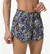 """NWT Lululemon Tracker Short V 4"""" Hotty Hot Speed Up Find Your Pace Size 4 6 8"""